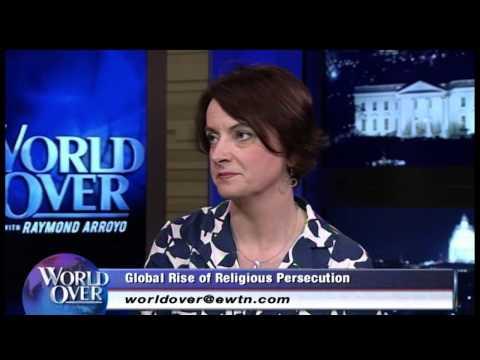 World Over - 2015-04-16 - Baroness Elizabeth Berridge with Raymond Arroyo