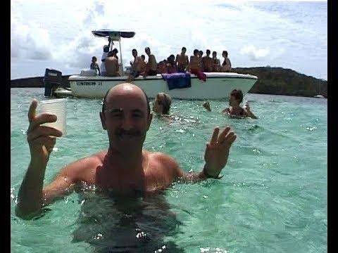 La Baignoire De Josephine En Martinique Youtube