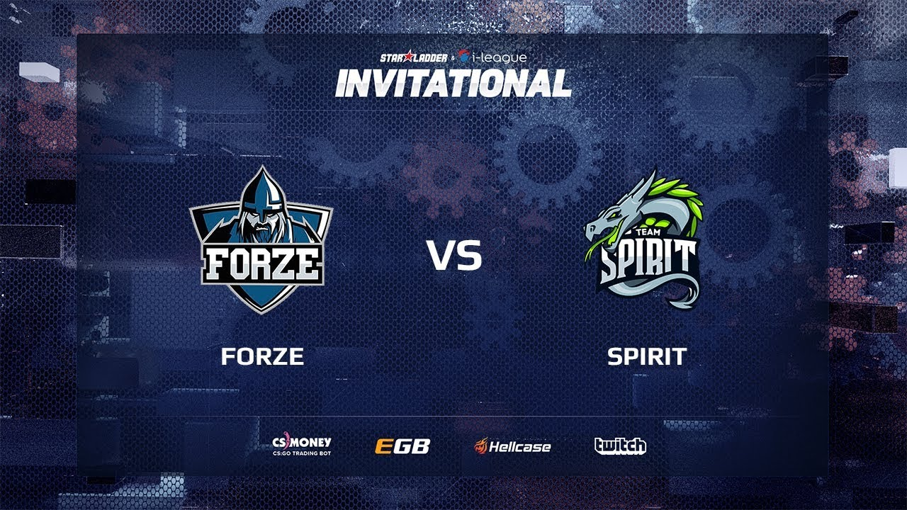 [EN] forZe vs Spirit, map 2 nuke, SL i-League Invitational Shanghai 2017 CIS Qualifier