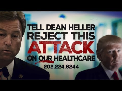Dean Heller: Reject the WORST Trumpcare Bill Yet