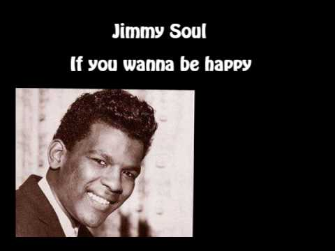 Jimmy Soul If You Wanna Be Happy Youtube