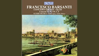 Concerto grosso in D Major, Op. 3, No. 4: III. Minuet