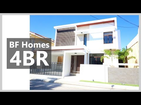 House Tour P14     Brand NEW MODERN House And Lot For Sale In BF HOMES, Paranaque Near Alabang