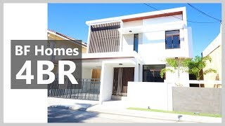 ID: P14, Brand NEW MODERN House and Lot for Sale in BF HOMES, Paranaque near Alabang: Property