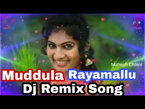 Muddula Rayamallu Dj Remix Song Singer Lakshmi  Jaanu Lyri  Burra Satish  Mahesh Chinni