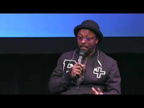 will.i.am: Why We Need To Build Companies and Communities   StartupColumbia 2017