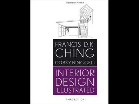 Interior Design Illustrated  3rd Edition    YouTube Interior Design Illustrated  3rd Edition