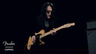 音楽と人、そして楽器。さまざまな表現手段の中から、なぜギターを選ん...