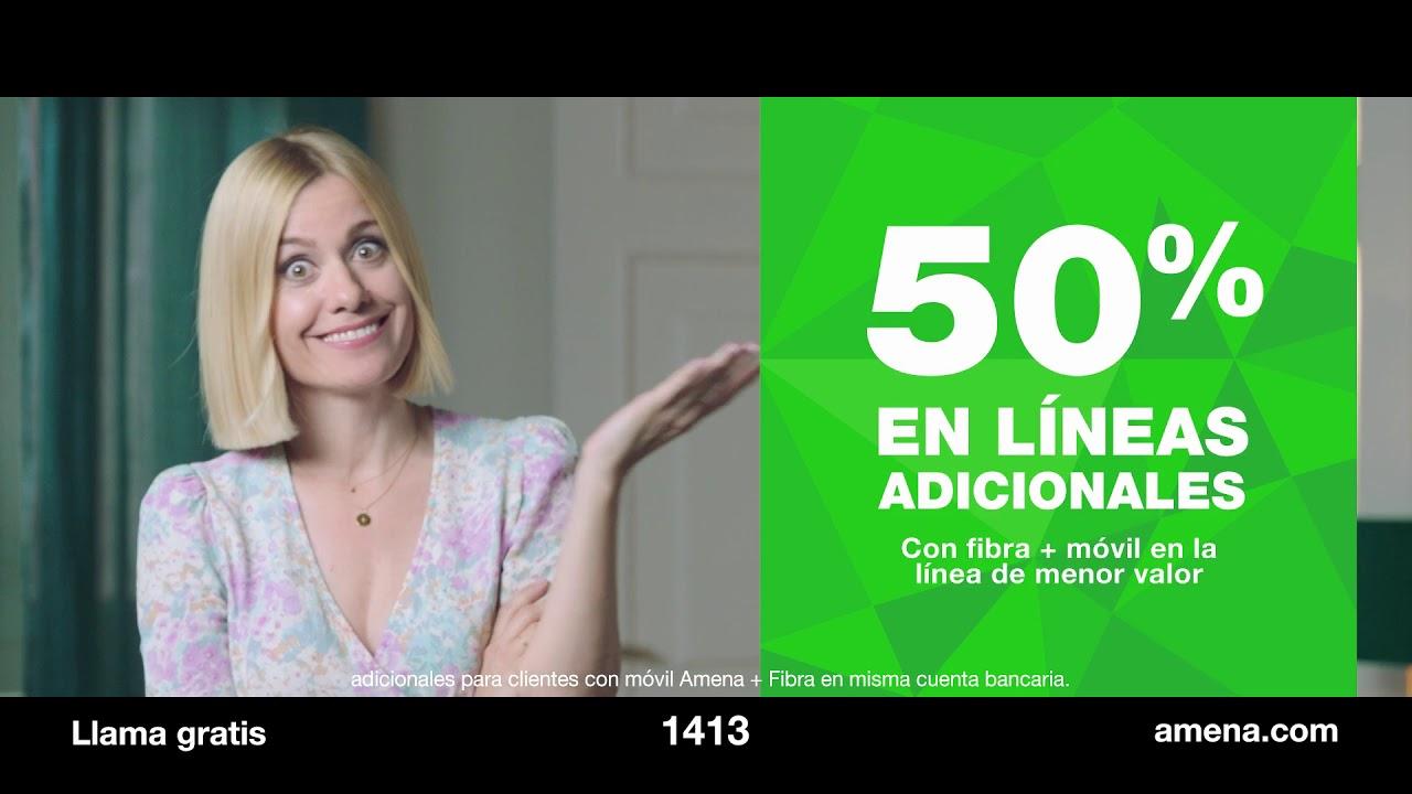 Spot Fibra Gratis Para Siempre Móvil 50 Youtube