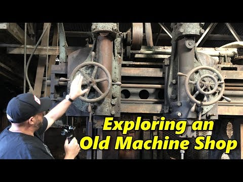 113 Year Old Machine Shop