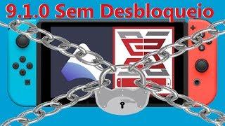 9.1.0 NINTENDO SWITCH FIX HOMEBREWS AMS E SXOS NAO FUNCIONAM MAIS!