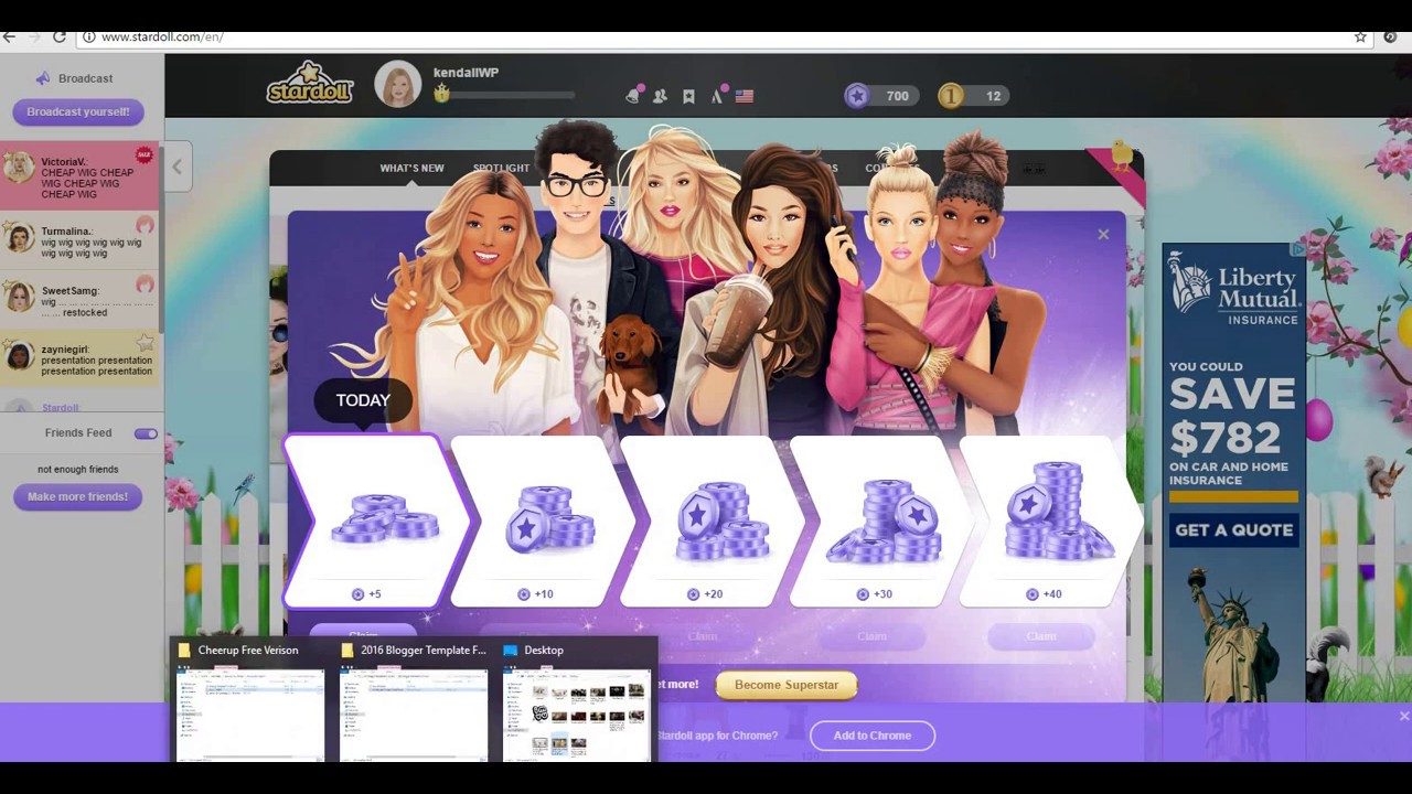 List of Synonyms and Antonyms of the Word: stardoll login