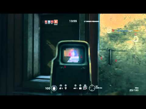 Suicide bomber bullet sponge rainbow six siege youtube - Rainbow six siege disable bomber ...