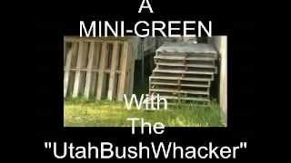 How To Make A Portable Mini Greenhouse