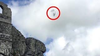 लाइव TV पर दिखे एलियंस के विमान || UFO Caught on Live TV