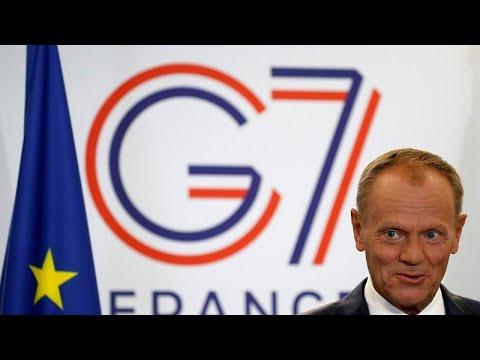 G7 live: 'So