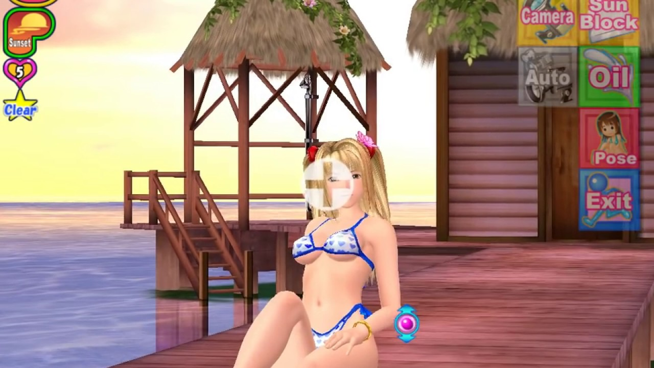 Sexy beach 3 walkthrough