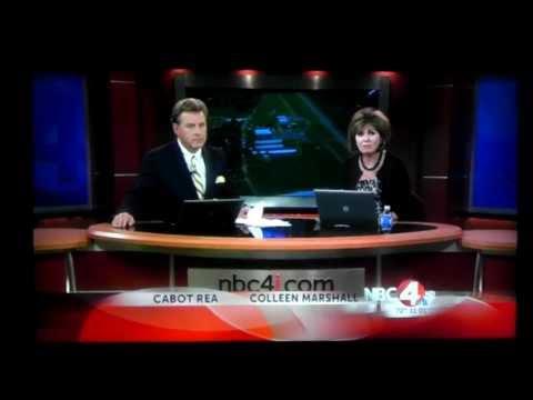 WCMH (NBC) Columbus, OH- 11PM News Open