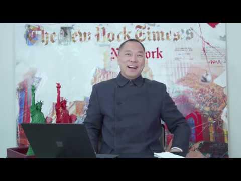 5月11日:文贵谈中美贸易谈判失败的真正原因,台湾和香港人民的未来