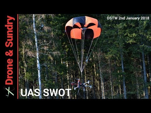 Drone Stuff This Week 2nd January 2018 SWOT