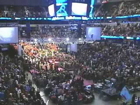 COGIC Centennial - 'Yes, Lord' Around The Globe
