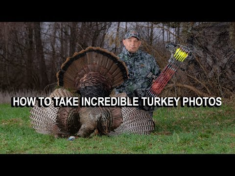 How to take Incredible Turkey Kill Photos