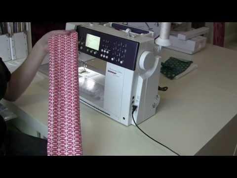 How to Make a Baby Burp Cloth with Natalia Bonner of Piece N Quilt - Fat Quarter Shop