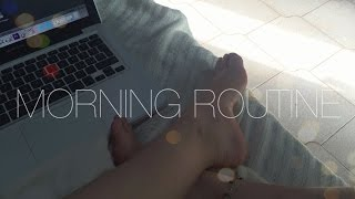MY MORNING ROUTINE 💤