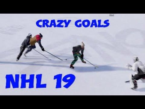 NHL 19 - BEST Goals #1