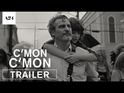 C'mon C'mon | Official Trailer HD | A24