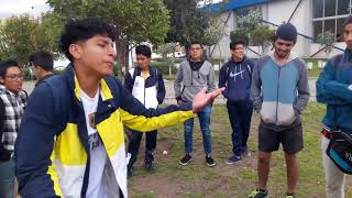 Roller RC vs Juanito Koracha - Presi Free Battles Ambato