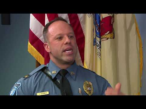 Jersey Matters - Chief Andrew Kudrick