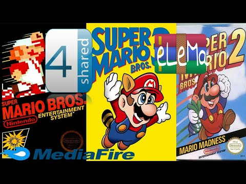 Super Mario Advance 4 – Super Mario Bros 3 [GBA][Mega ...