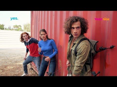 קירקי, דקל ואירה נלחמים באיגניסים | כדברא 3 - מתוך פרק 41 | טין ניק