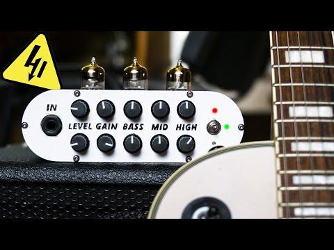 Ламповый гитарный преамп своими руками. Hi Dev! Guitar Preamp