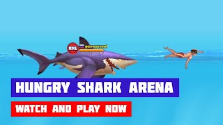 Hungry Shark Arena · Game · Gameplay