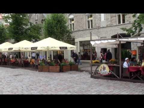 Tallinn Hauptstadt Estlands