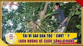 Chuyện lạ Việt nam Bí ẩn về dân tốc CHỨT sinh sống trong rừng | Cuộc sống Việt Nam 24h