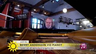 Benny Andersson -  Sunny Girl & Mountain Duet