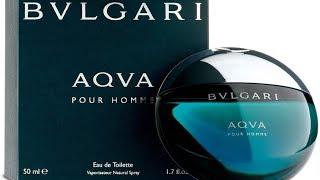 Bvlgari Aqva Pour Homme Fragrance Review (2005)