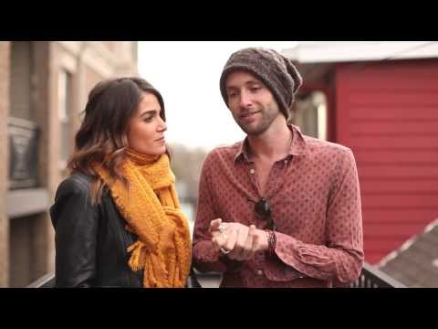 "Paul McDonald & Nikki Reed - ""I'm Not Falling"" - Debut Album Preview"
