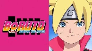 Boruto - Naruto The Movie - Official Trailer
