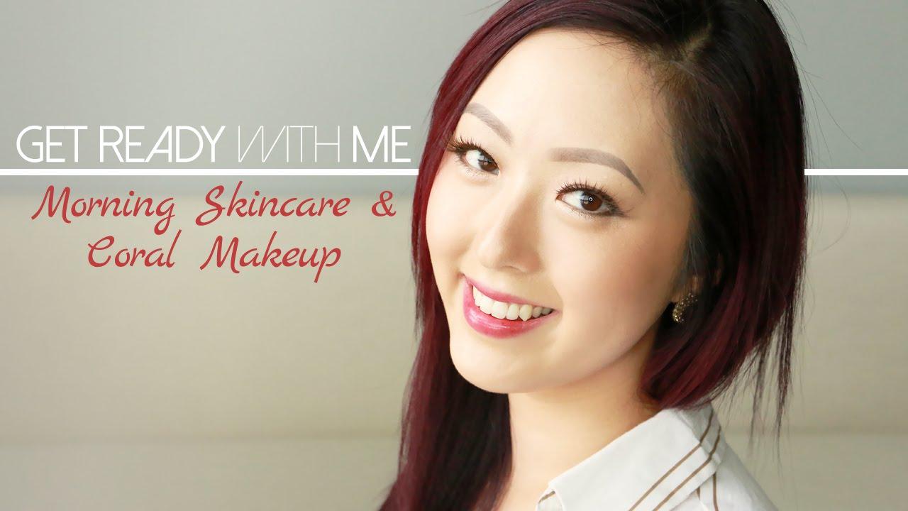 Rae the japanese raeviewer makeup look