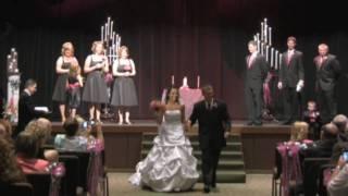 Carissa & Todd's Wedding - Videography Springfield Missouri - Sandhill Studios