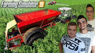 "Farming Simulator 19 MP ""od Zera do Farmera""#8 ㋡Nawozy i opryski chwastobójcze! ✔ MafiaSolecTeam"