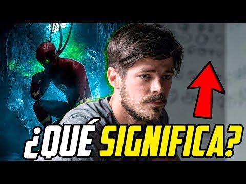 """¡¿QUÉ ESCRIBE BARRY ALLEN EN LAS PAREDES?! - The Flash Temporada 4 Trailer Review """"Hero Reborn"""""""