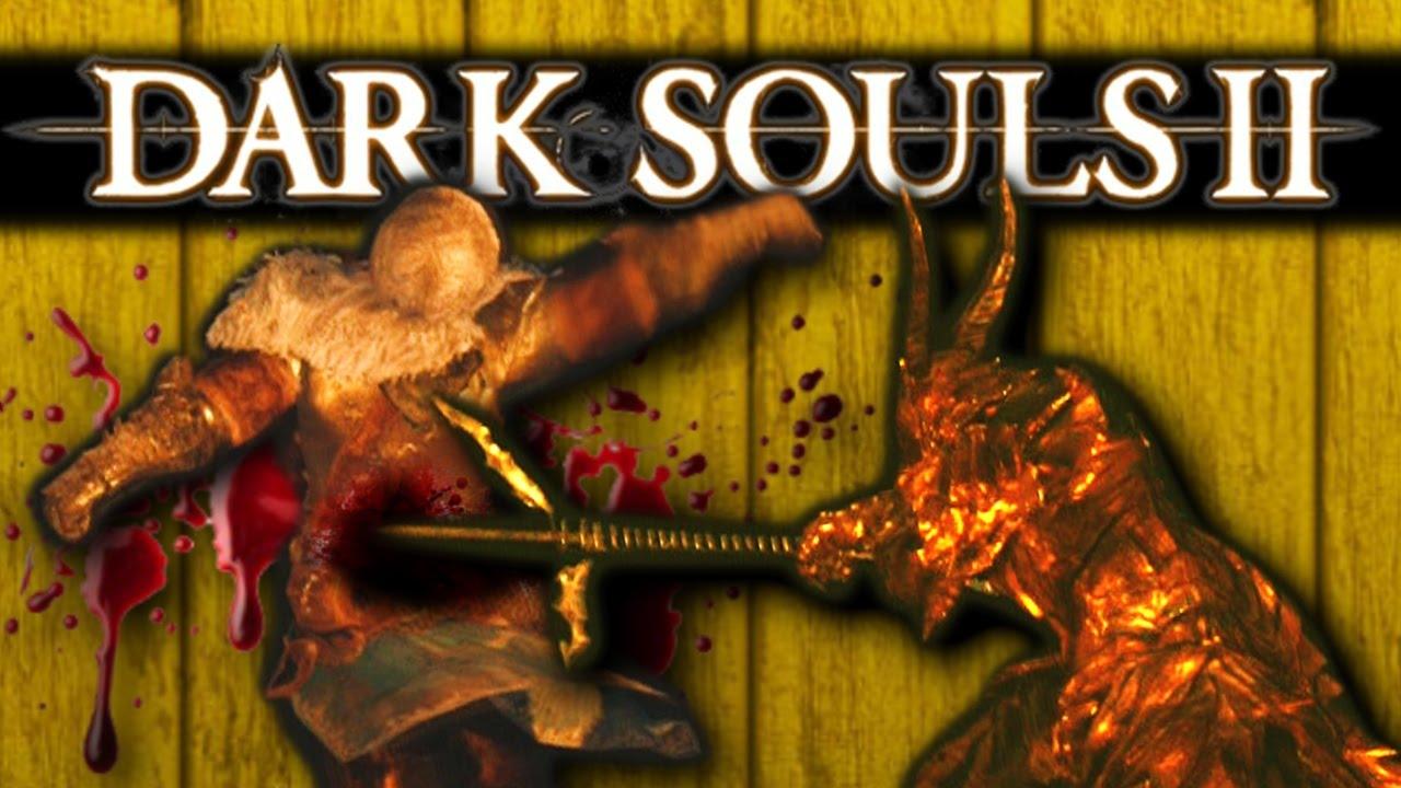 Dark Souls  One Shot Build