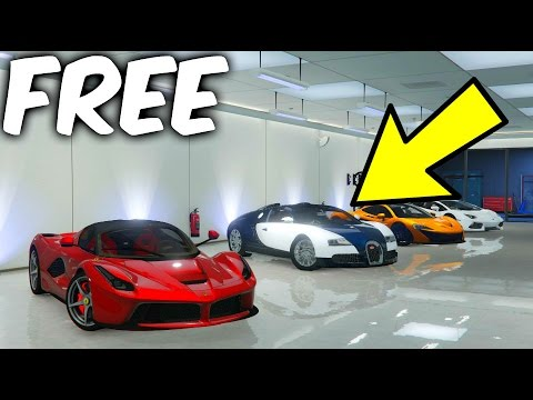 how to get any car for free in gta 5 online store customize any car for free in gta 5 online youtube