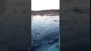 Путешествия по первому льду.