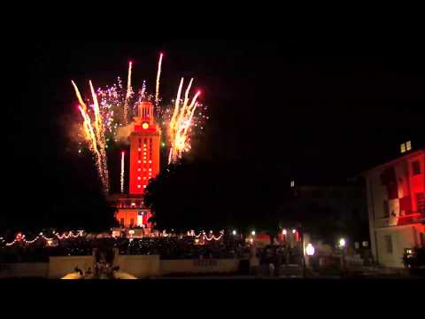 2013 Commencement Highlights and Fireworks
